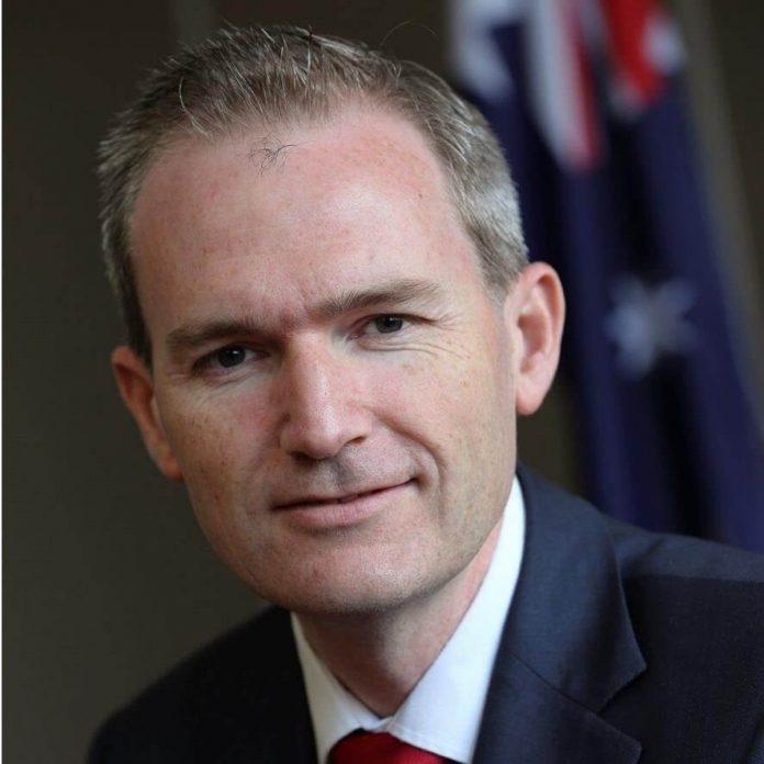 Ministrer David Coleman MP